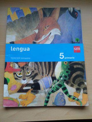 Libros de texto 5º de primaria