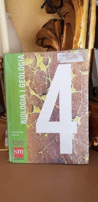 Biología Geología secundaria de la Eso
