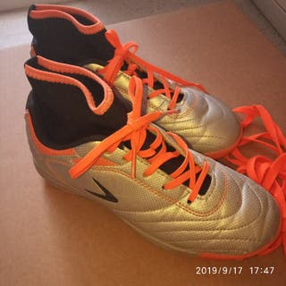 botas futbol boomerang 35