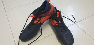 Botas de fútbol gama superior marca kipsta