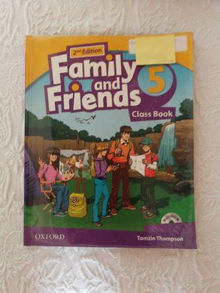 libro de inglés de 5 de primaria