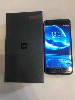 Xiaomi mi6 negro cerámico 128gb