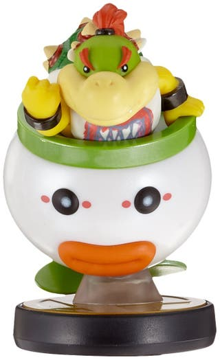 Nintendo Amiibo Smash Bowser jr.