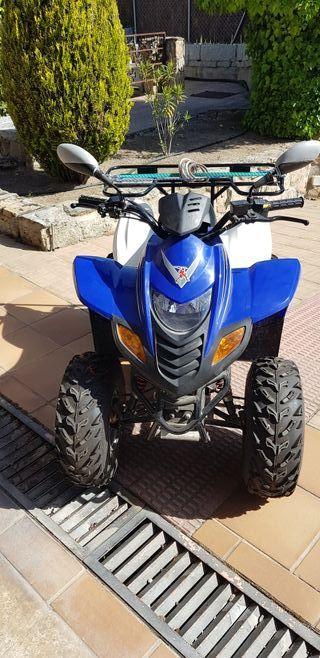 Quad 50 cc