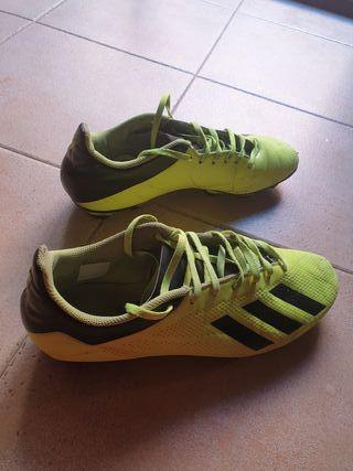 botas futbol talla 44