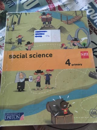 Libro de texto 4 primaria