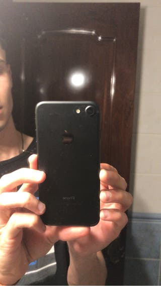 iPhone 7 negro mate