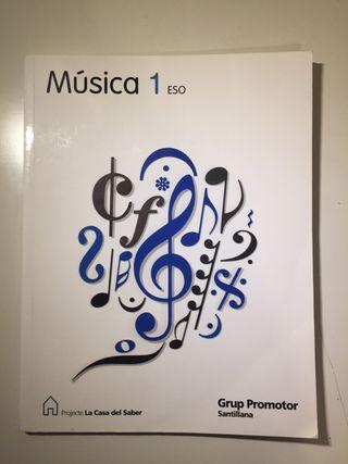 Libro música 1ESO