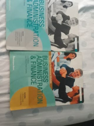 Libros: Busines Administration & Finance