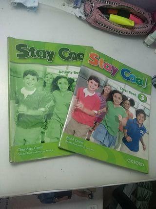 Libros Inglés 3° primaria