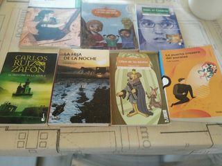 libros para la ESO