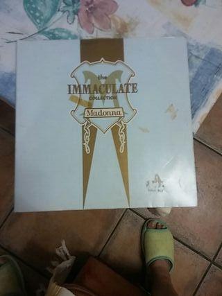doble disco de Madonna