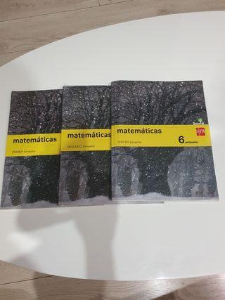 libros de matemáticas 6 primaria