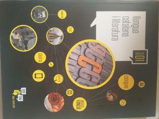 Libro de texto Catalán 1° Bachillerato