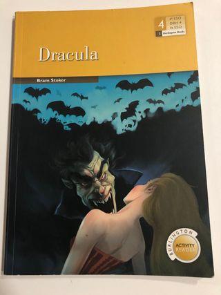 "Libro ""Dracula"""