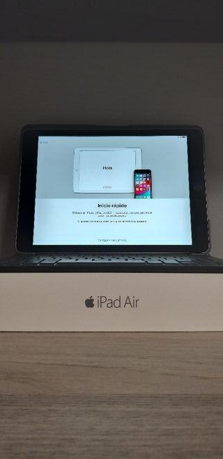 Ipad Air2 + Funda Logitech