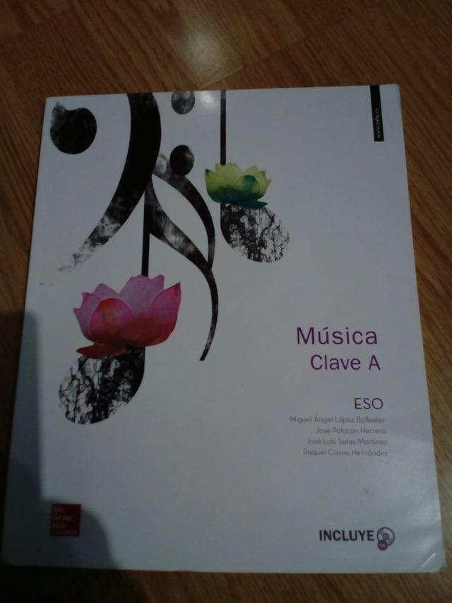 Libro de Música para ESO