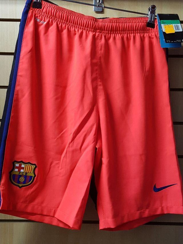 pantalón FC Barcelona talla XL adulto