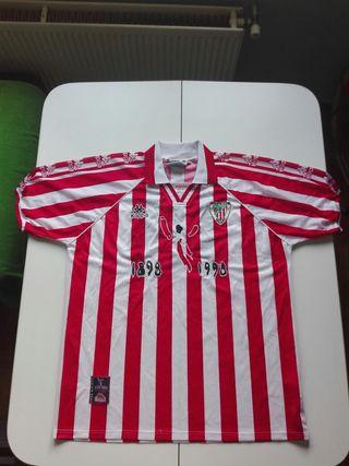 Camiseta Match Worn (15) Kappa Centenario Athletic