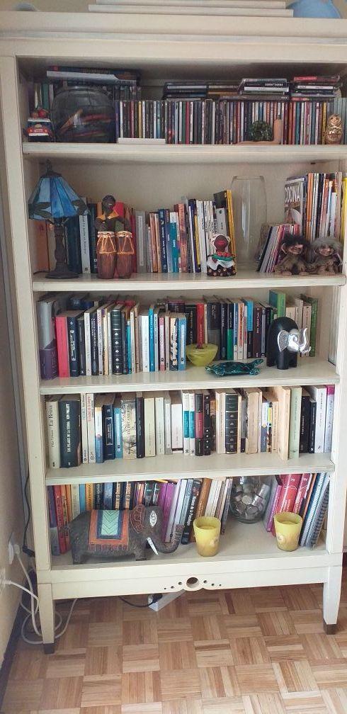 Estanteria librerí