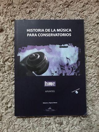 Historia de la música (Libro+actividades)