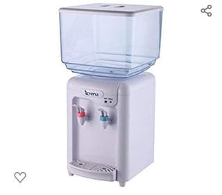 Dispensador de agua Crena.