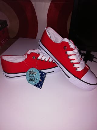 zapatillas marca Conguitos