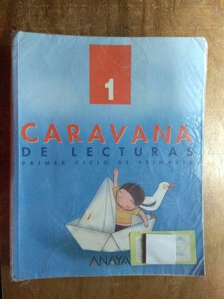 Caravana de lecturas 1 primaria Anaya