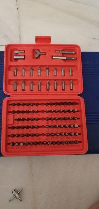 Maletin de herramientas- accesorios
