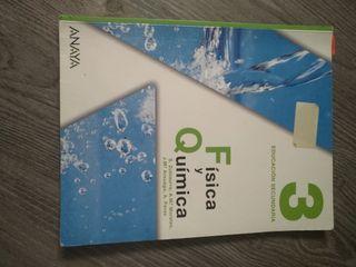 Libro de fisica y quimica anaya