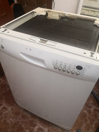 lavavajillas zanusi con transporte