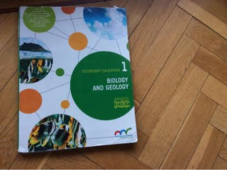 Biology and geology 1 eso