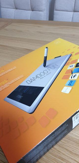 Tableta gráfica Bamboo Fun Pen & Touch S