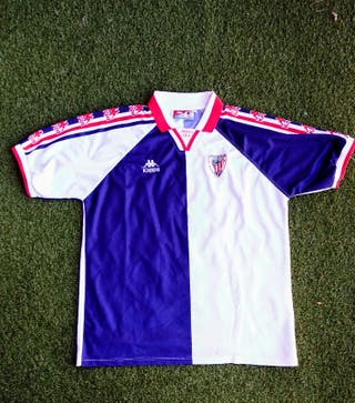 camiseta Athletic Club Bilbao 1994 creo talla XL