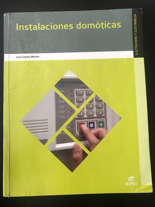 Libro de instalaciones domoticas.