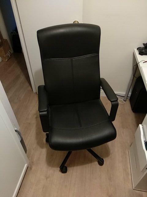 Silla de oficina Ikea de segunda mano por 30 € en Barcelona ...