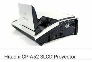 proyector Hitachi cambio