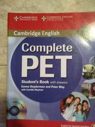 Libro B1 Cambridge