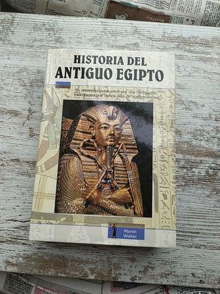 Historia del Antiguo Egipto de Martín Walker