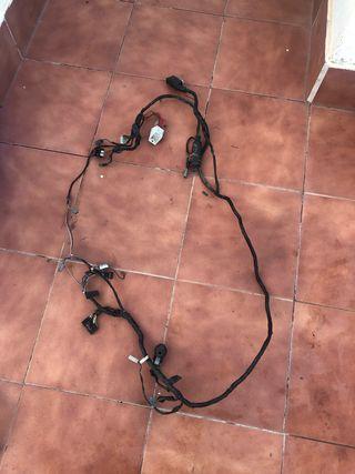Cableado eléctrico zip antiguo