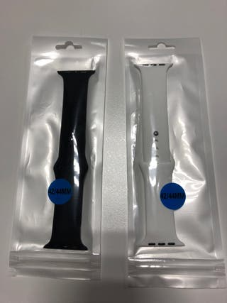Correas Apple Watch, tamaño M/L 42/44 mm