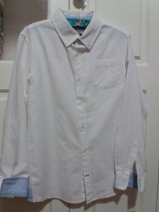 Ropa niño camisa
