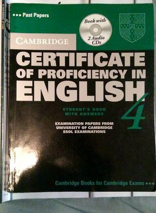 CPE book 4 Proficiency in English C2 SLP 3 y 4