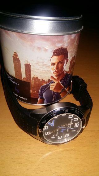Reloj Cristiano Ronaldo Time Force