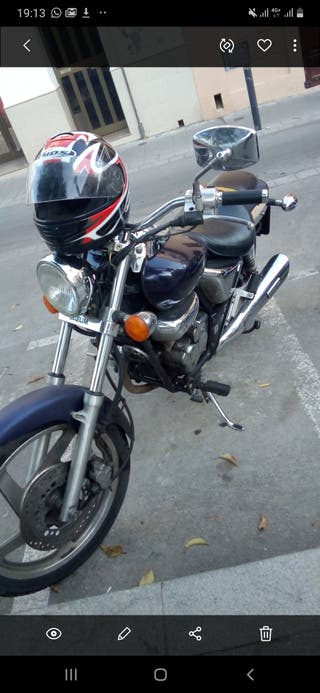daelim vt evolution 125cc