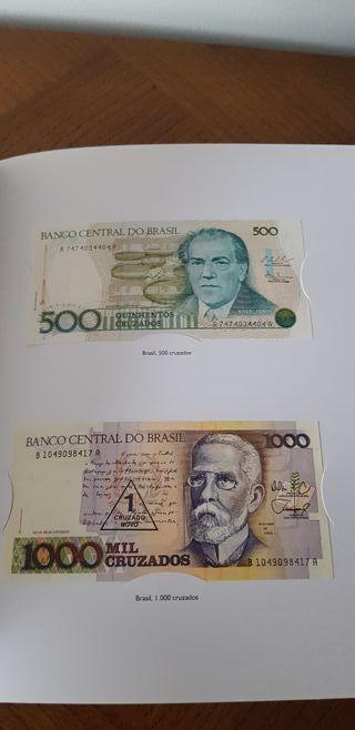 coleccion billetes originales sin circular