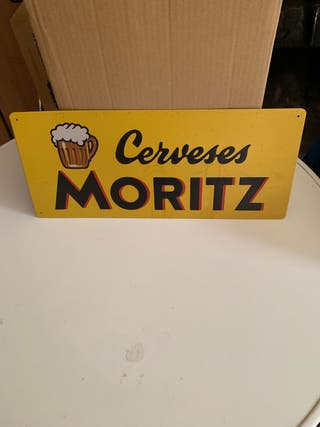 Placa metálica Moritz