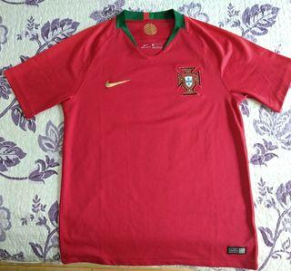 Camiseta Portugal Mundial 2018