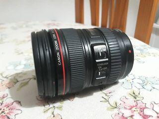 Canon EF 24-105 f4 IS USM L I