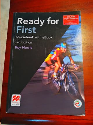Ready for First - Coursebook with eBook